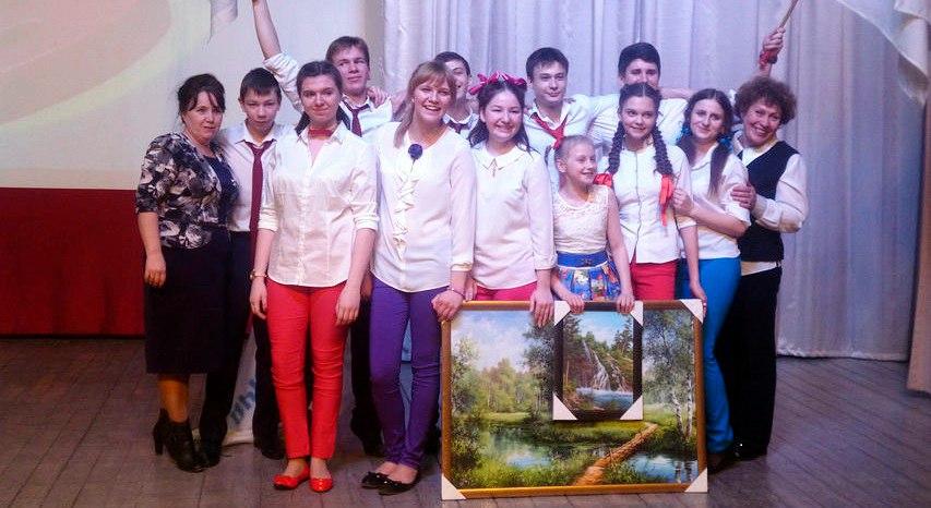 В Михайлове прошел районный музыкальный конкурс-фестиваль школьных команд КВН