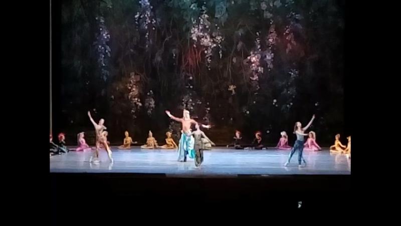 отрывок из балета Русалочка