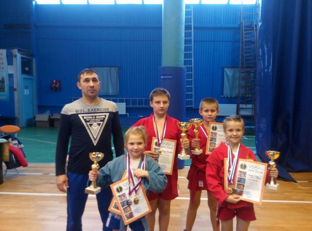 соревнования по самбо в СПб октябрь 2016 г.