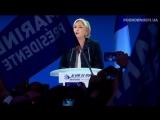Выборы во Франции- Макрон и Ле Пен сразятся во втором туре