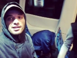 Timur#in#the#tram#