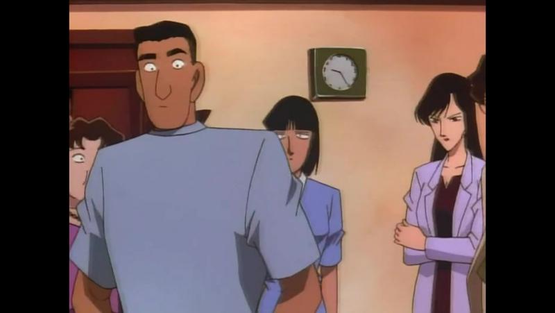 El Detectiu Conan - 057 - El cas de l'assassinat de la trobada de fans de Holmes (I)