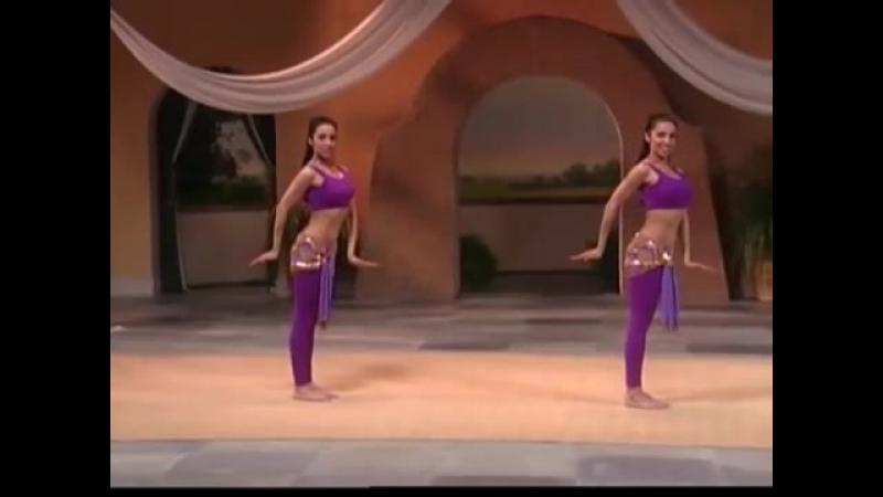 Восточные танцы _ Урок 2 - Руки и мышцы живота - YouTube.MP4