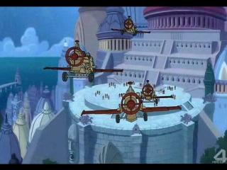 Атлантида - Возвращение Майло