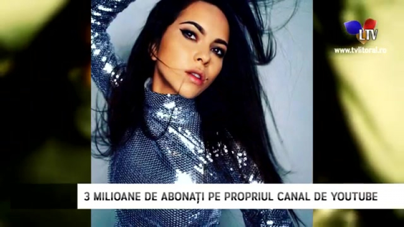 Inna stabilește un nou record pe YouTube - Litoral TV