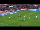 Bayer Leverkusen great defense vs Bayern Munich