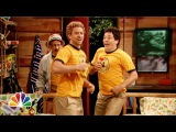 Young Jimmy Fallon &amp Justin Timberlake Sing At Camp Winnipesaukee (Late Night with Jimmy Fallon)