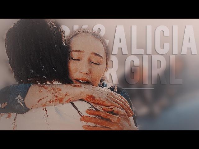 Nick Alicia | Бойтесь ходячих мертвецов | Fear the Walking Dead