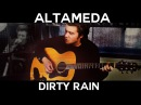 Altameda - Dirty Rain (Acoustic) Goliath Guitar Sessions @ FOCUS Wales