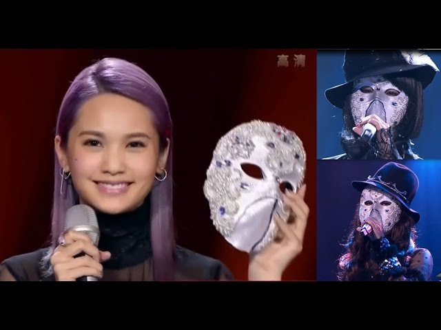 杨丞琳(一闪一闪亮晶晶的钻石女士)蒙面唱将猜猜猜完整版