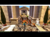 Xenia Xbox 360 Emulator - Asterix at the Olympic Games ingame! (84758a3May 13 2017)
