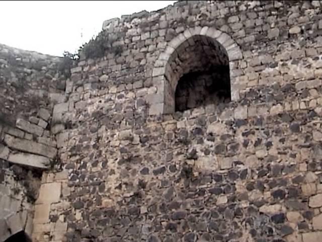 Крак де Шевалье и монастырь Св. Георгия