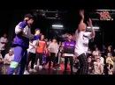 Semmy Blank (ID) x Kyoka (JPN) x Maika (JPN) | Exhibition Battle | Turnt Up! Vol. 2 | RPProds
