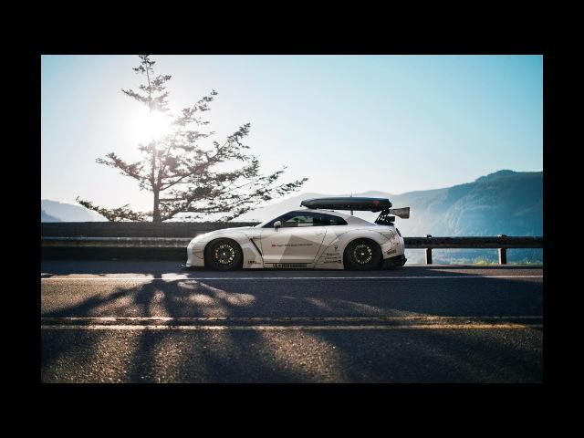 SkuraWeekly — Acid Rain: J20 Liberty Walk Nissan GT-R.