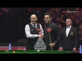 Ronnie O'Sullivan v Joe Perry Final Masters 2017