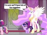 MLP Comic Dub Twilight's Childhood (comedy)