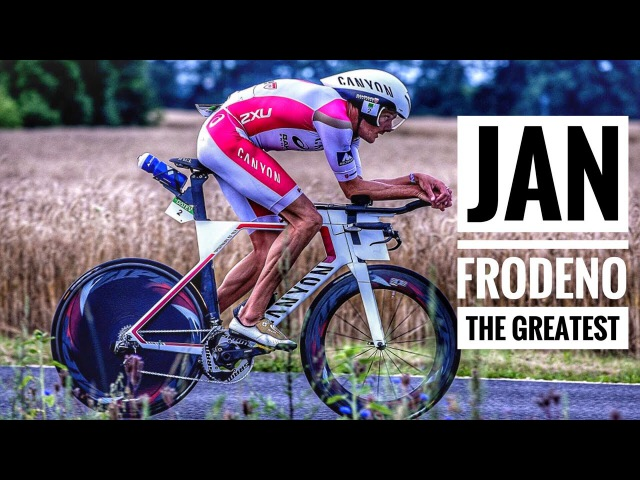 JAN FRODENO - The Greatest Triathlon Motivation 2017