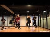 Bonny Kim Choreography @Black Eyed Peas - The Time (Dirty Bit)