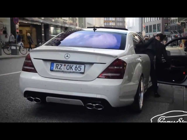 LORINSER Mercedes S63 AMG LOUD SOUND