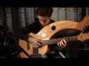 Londonderry Air (Danny Boy) - Harp Guitar Cover - Jamie Dupuis
