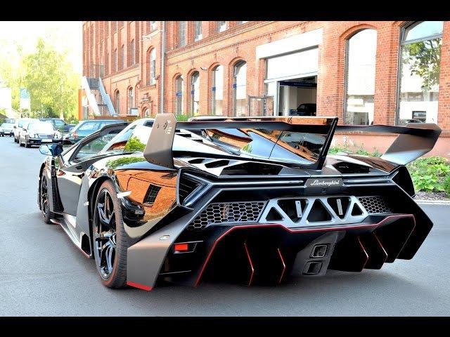 Top 10 Rarest Supercars Ever