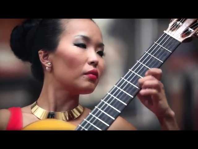Introduction and Rondo Brilliante Op.2, No.2 (Dionisio Aguado) by Thu Le