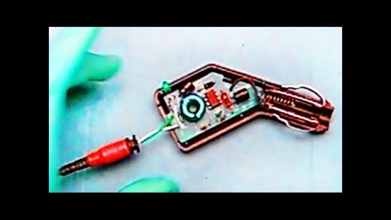На зарядном устройстве от прикуривателя отпал провод, оторвался, как правильно его припаять обратно.