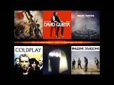Coldplay vs Imagine Dragons vs Sia - Viva La Vida Titanium Radioactive Mashup Mix