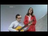 Nana Mouskouri &amp John Williams - Villa-Lobos Bachianas Brasileiras №5 (1968)