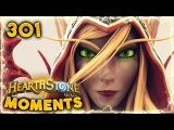 Girlfriend Big Plays! | Hearthstone Gadgetzan Daily Moments Ep. 301 (Funny and Lucky Moments)