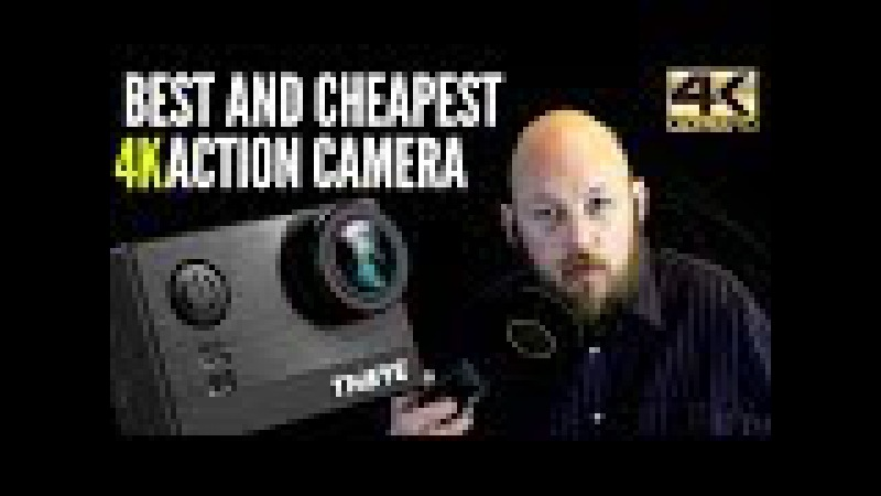 ThiEYE T5e Full Review! Best Cheap 4K Action Camera ? Is it a GoPro Killer?