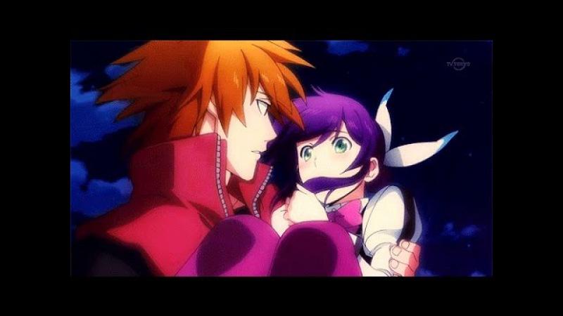 Аниме клип про любовь - Лети... (Совместно с •KiRiAiDoL SeMрАi•)