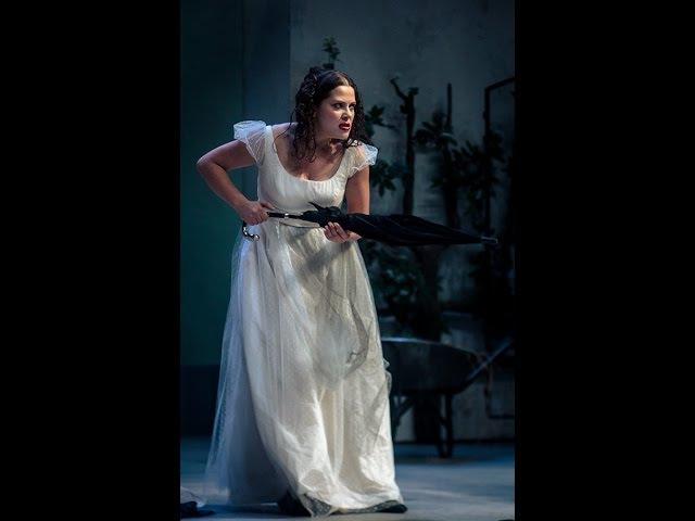 Ilona Krzywicka as Arminda - La finta giardiniera W.A.Mozart