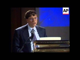 RUSSIA: MOSCOW: BILL GATES VISIT