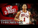 Derrick Rose Full Highlights 2011 ECF Game 1 vs Heat - 28 Pts, 6 Assists, MVP Rose!