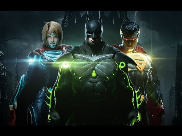 Injustice 2 : Justice League - Full Movie 2017 HD