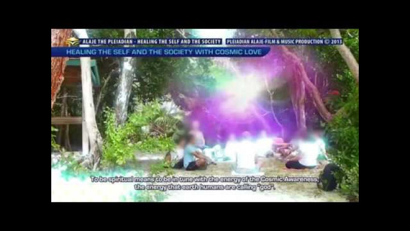 Part 21 - Pleiadian Alaje - HEALING THE SOCIETY - Russian Voice-over
