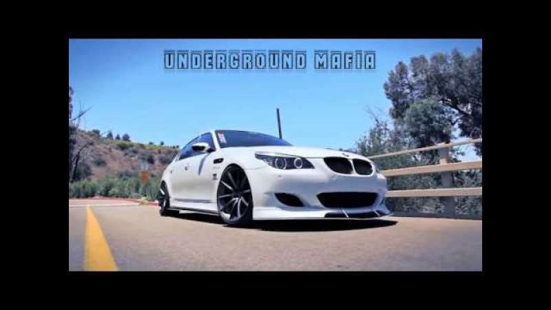Night Lovell - Concept Nothing / BMW M5 E60 BOSS
