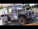 Land Rover Defender 4x4 Offroad Tuning