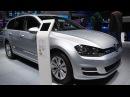 2016 Volkswagen Golf Variant TGI BlueMotion 1.4l 81kW Comfortline - Exterior and Interior Walkaround