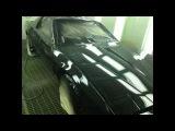 1982 Pontiac Firebird Transformation into KITT from Knight Rider