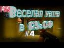 Веселая катка в CS:GO 4 highlights (c KelQ и 0.71)
