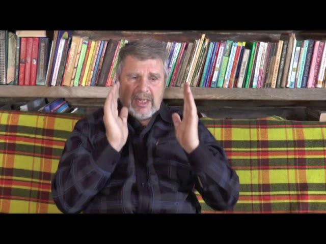 Георгий Сидоров об экспедиции в Горную Шорию и на Алтай