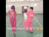 TIGERS FIGHT CLUB