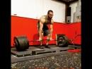 Кайлер Волам, тяга 370 кг