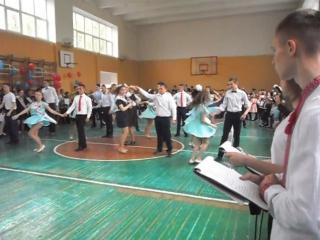Вальс выпускников 2017 ЗОШ №27 г. Чернигова
