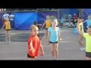 гимнастки радуга день молодежи