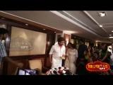 Shahrukh Khans EID Celebration 2017 With Media At Taj Lands End