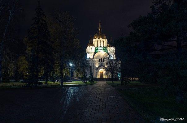 Вечерняя прогулка Автор: Павел SamaleT Бирюков