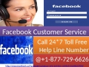To get sort way arrangement Call on Facebook Customer Care 1-877-729-6626 Free Number